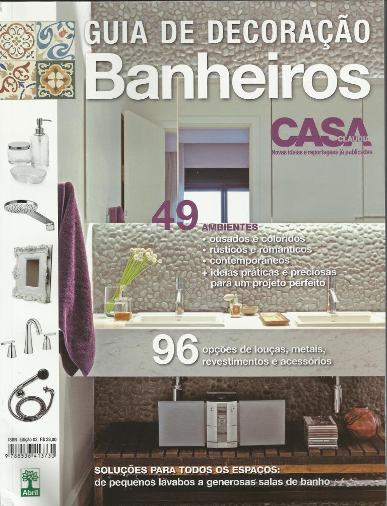 CasaClaudia Banheiros